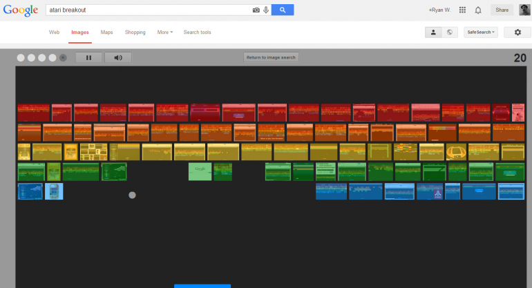 Google Trick