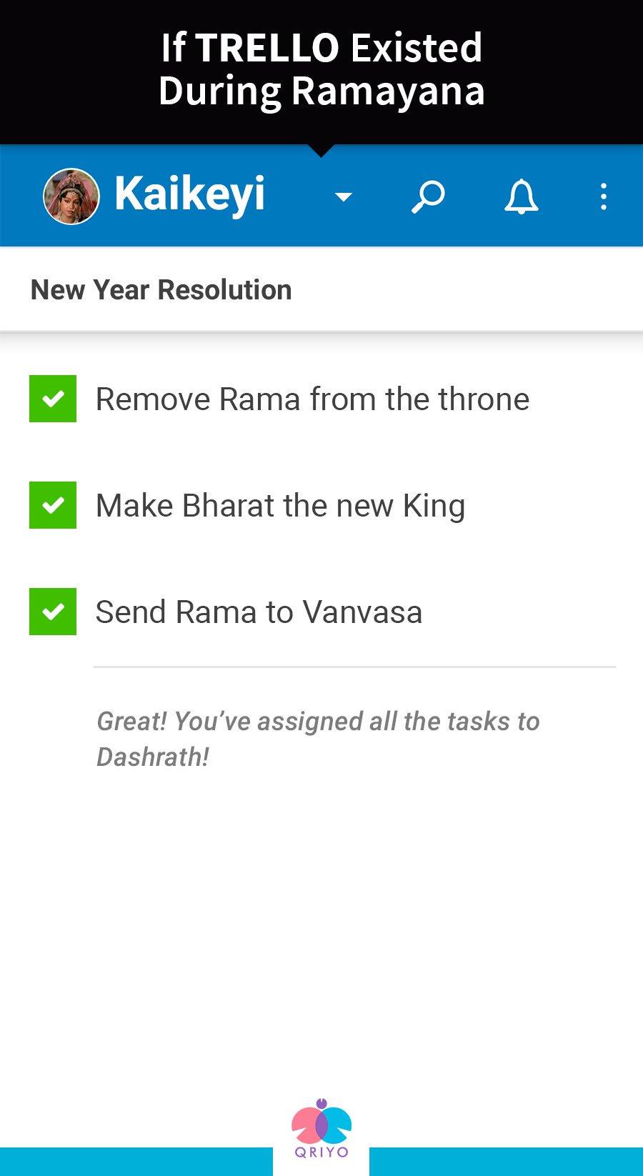 New Age Ramayna