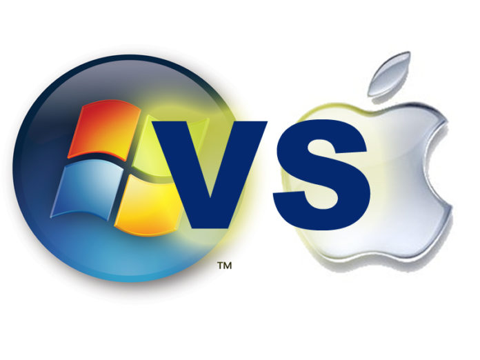 Difference Between Windows & iOS