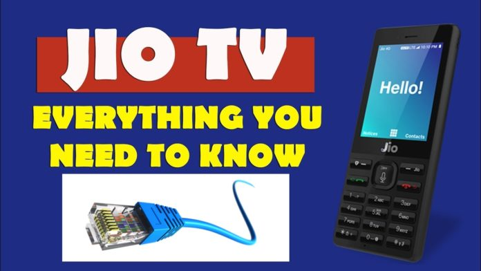 How to Connect Jio Phone With TV