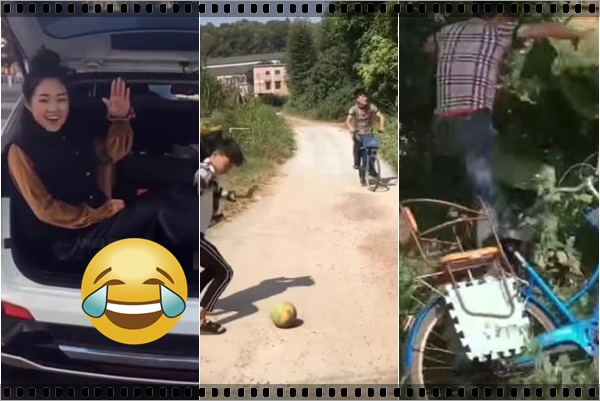 Viral funny video 2017