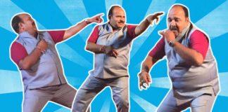 Dancing Uncle