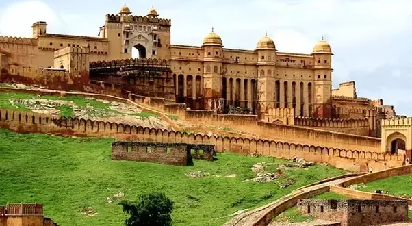 Story of Strange Indian Forts