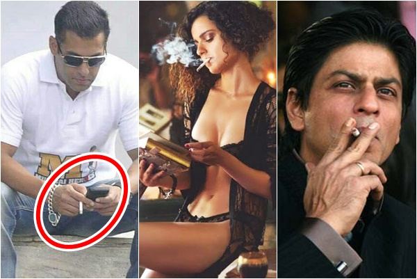 Chain Smokers in Bollywood