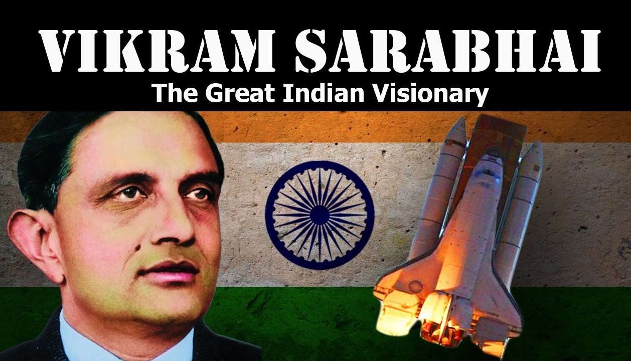 Image result for Vikram Sarabhai