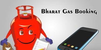 Bharat Gas Booking