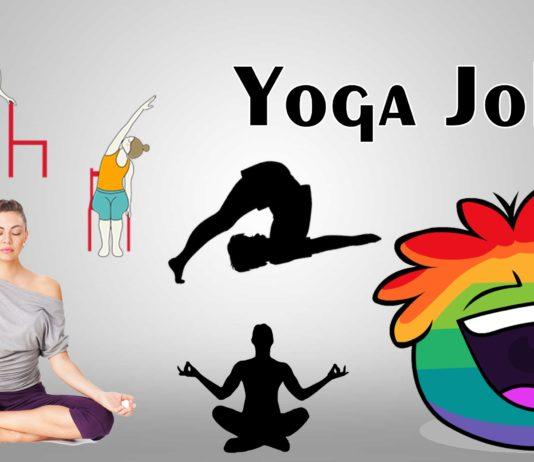 Yoga Jokes