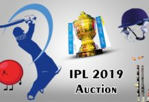 IPL 2019 Auction