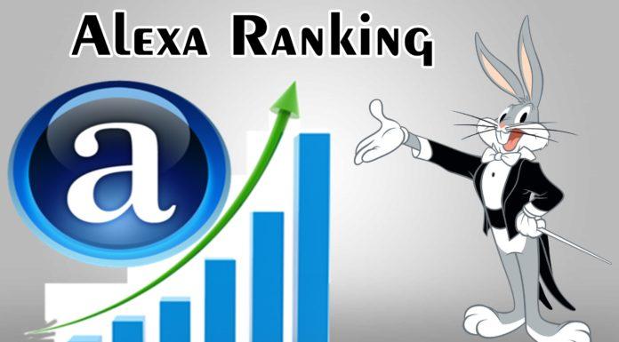 Alexa Ranking Kya Hai