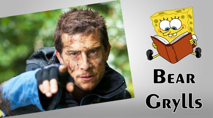 Bear Grylls facts Hindi