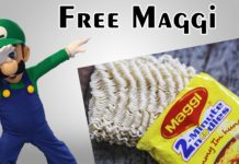 Maggi Wrappers Return