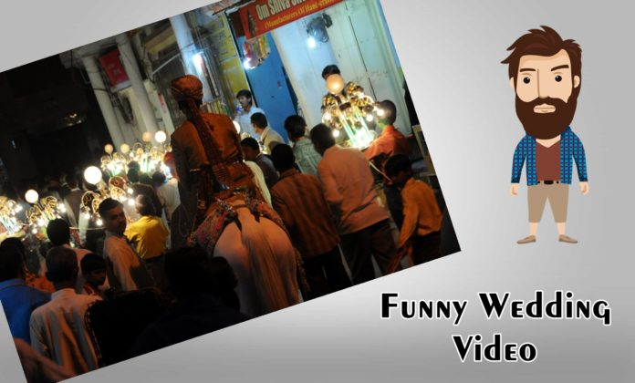 Funny Wedding Video