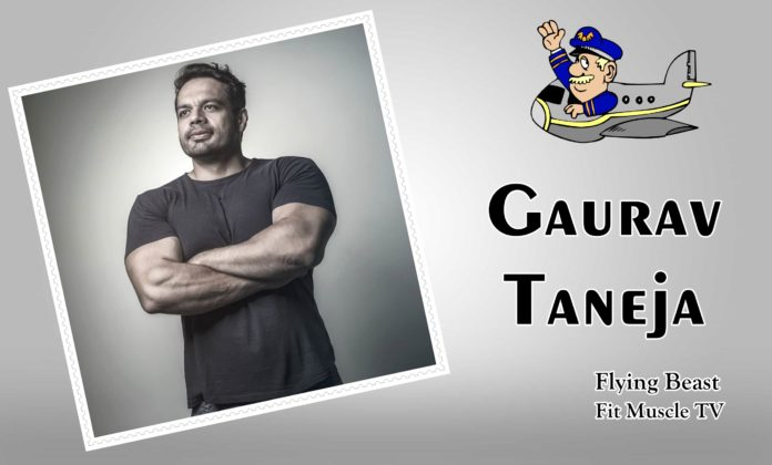 Gaurav Taneja Height