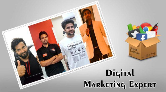 Digital Marketing Expert