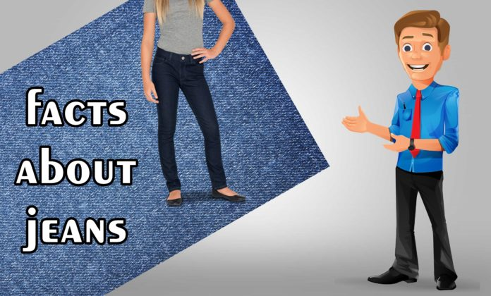 facts about jeans