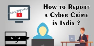 How to Report a Cyber Crime in India ?