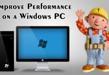 Improve Performance on a Windows PC