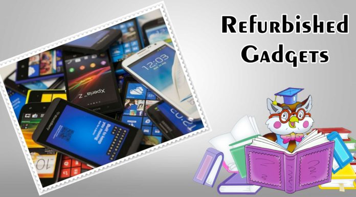Refurbished Gadgets