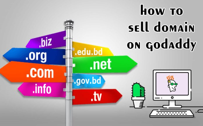 How to Sell Domain on Godaddy ?