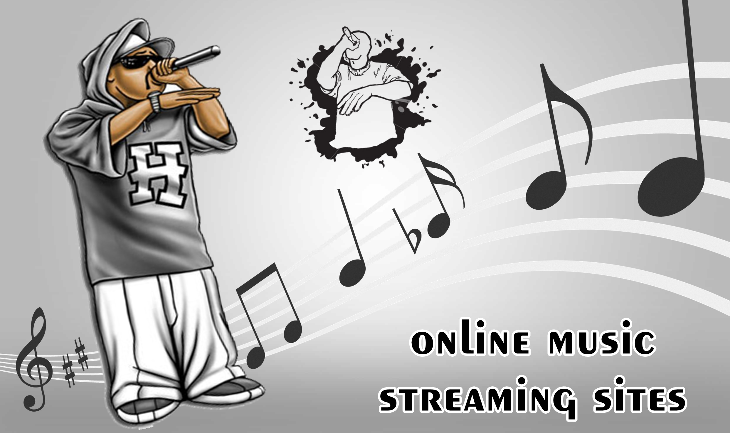 popular online music streaming sites