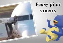 pilot stories funny