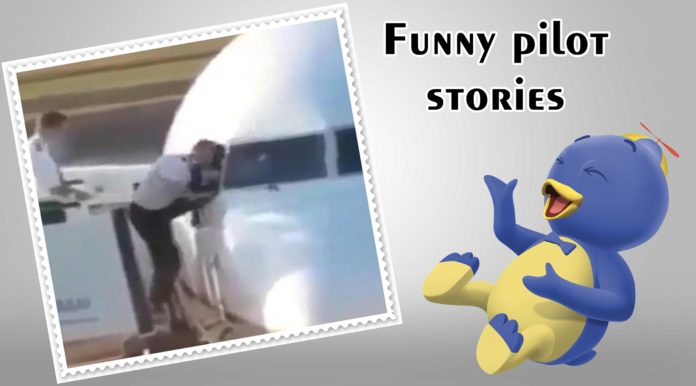 pilot stories funny