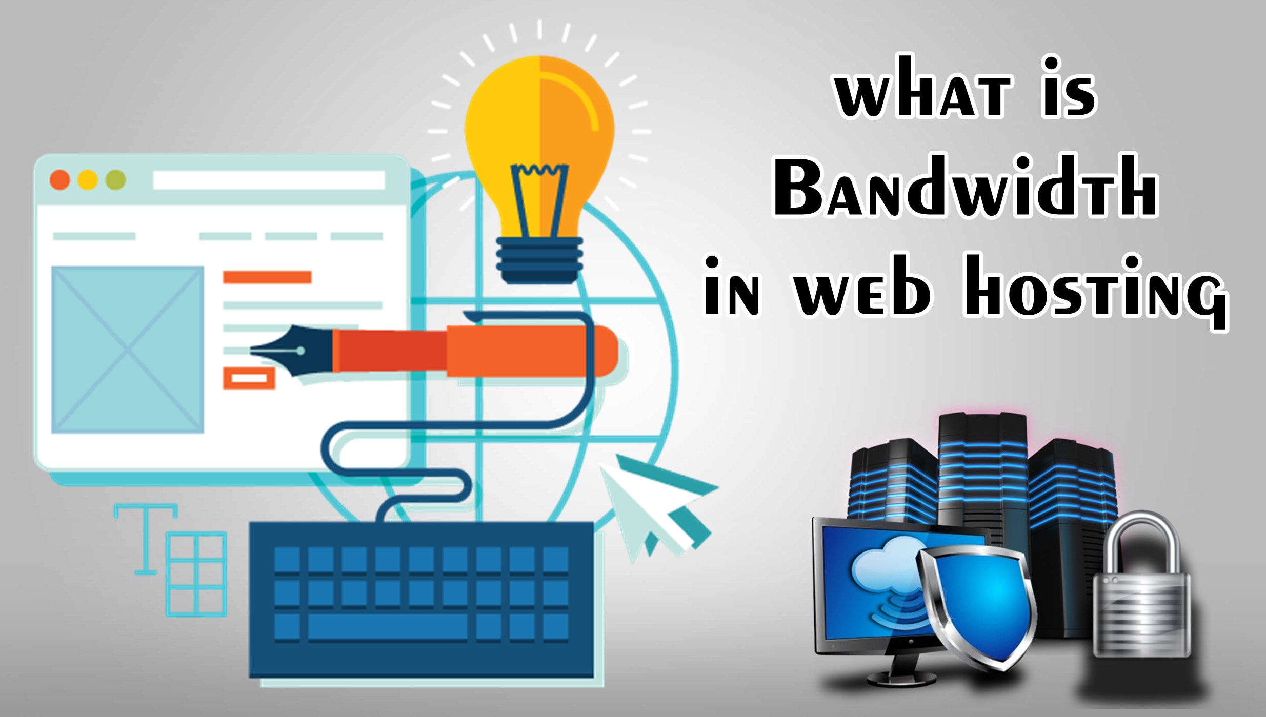 What is bandwidth in Web Hosting ? Must Read