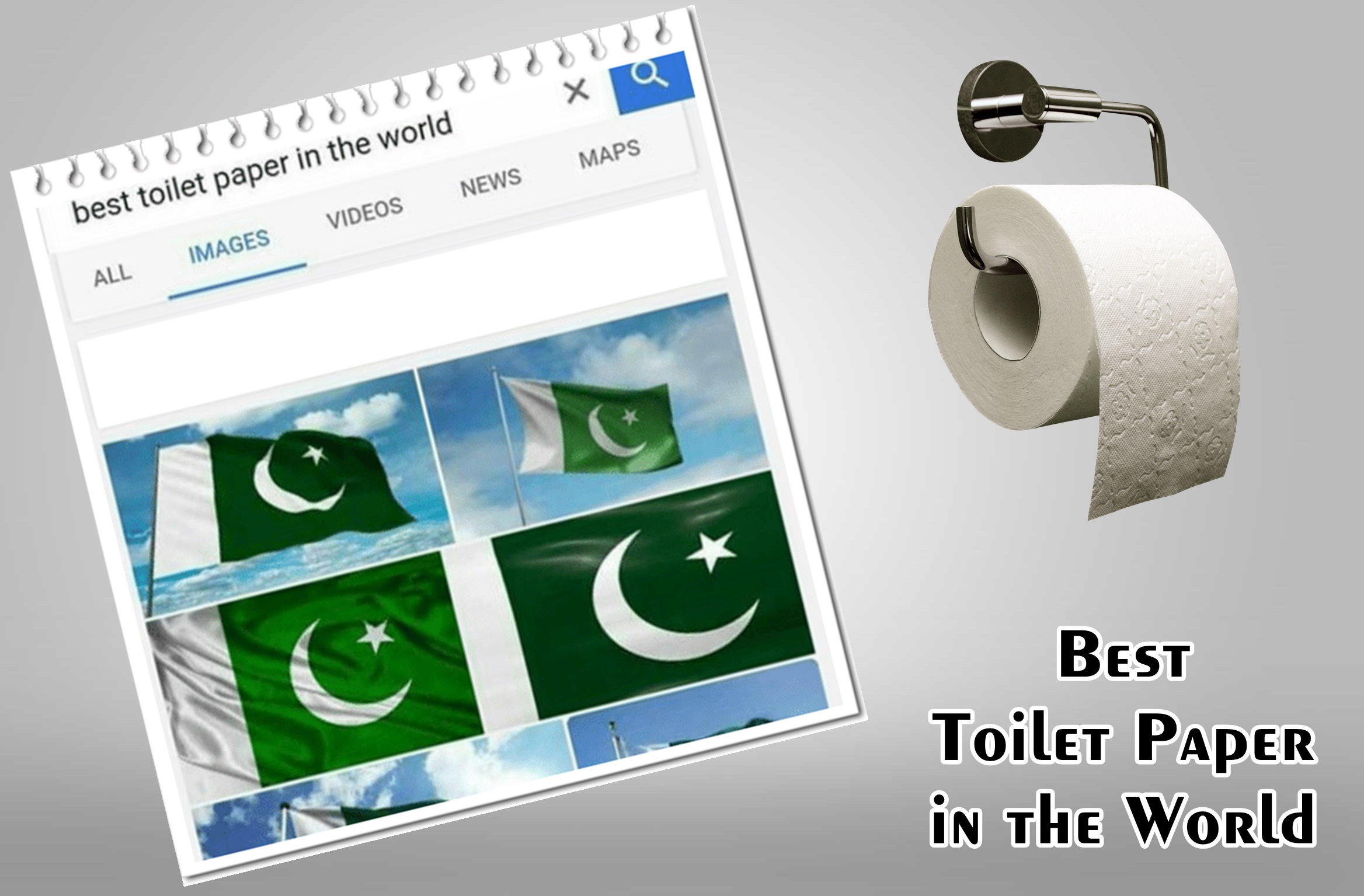 Best Toilet Paper in the world pakistan