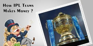 How IPL Teams Makes Money