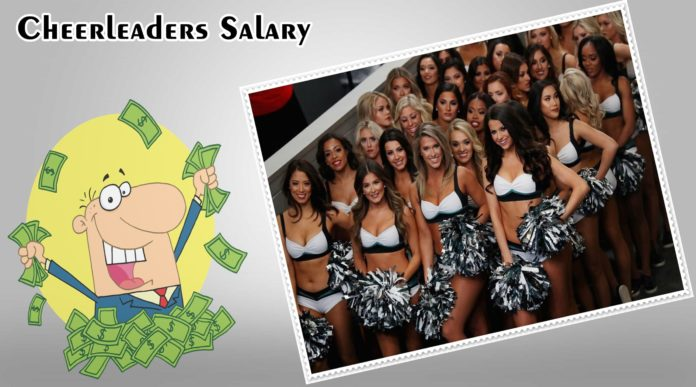 IPL Cheerleaders Salary