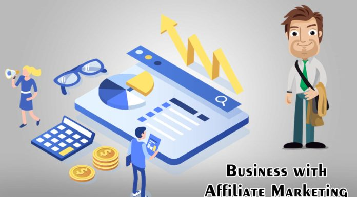 business with affiliate marketing