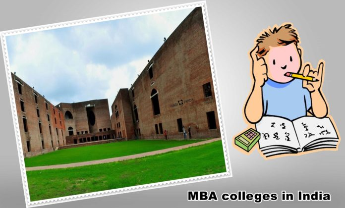 Top 5 MBA colleges in India to secure a high paying job