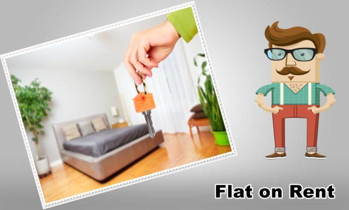 flat on rent