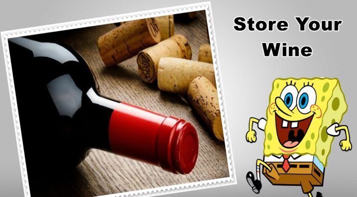 How to Store Your Wine the Best Way