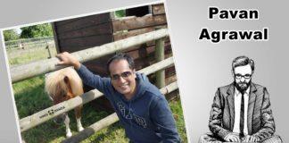Pavan Agrawal in England UK