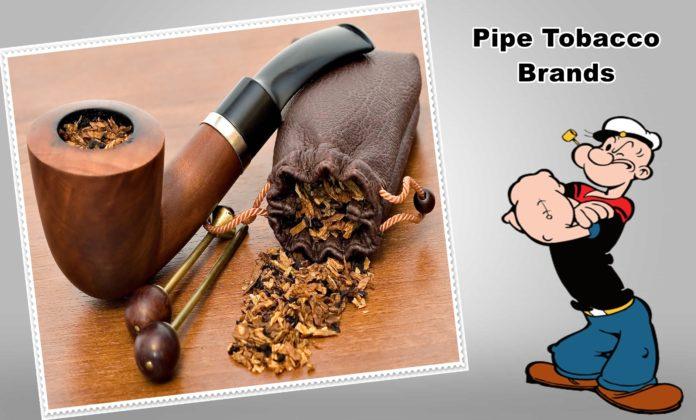 Pipe Tobacco Brands