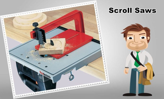 Scroll Saw - Everything You Need to Know