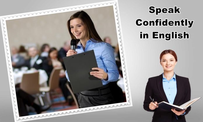 Tips to Speak Confidently in English