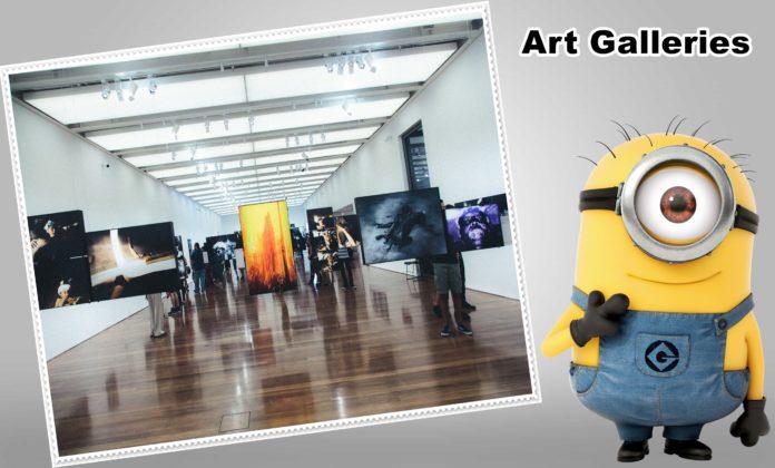 5 Must See Florida Art Galleries