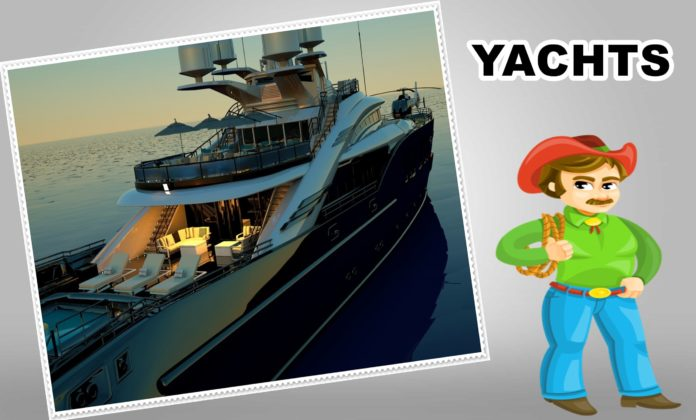 DIFFERENT TYPES OF STONE INSTALLED ON YACHTS