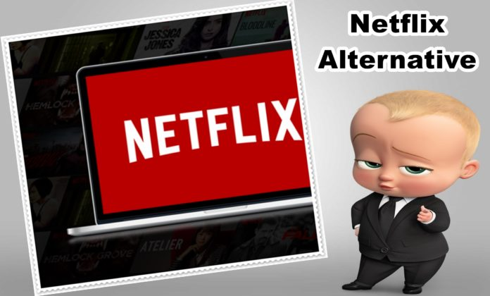 What are alternatives to Netflix