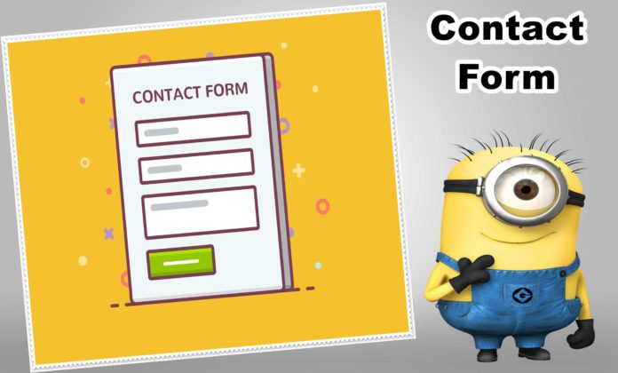 5 Tips to Creating a Secure Contact Form