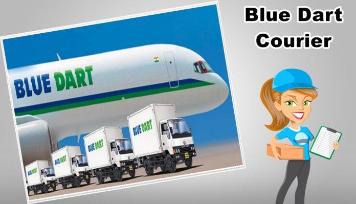 Bluedart Courier