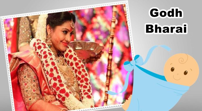 Godh Bharai Meaning in English : Baby Shower