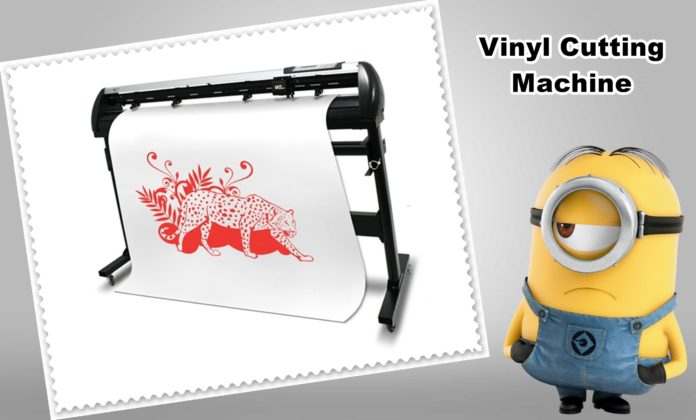 Guideline to Purchase the Best Vinyl Cutting Machine