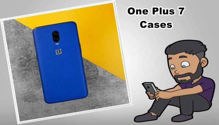 Types of Cases available for OnePlus 7 in India