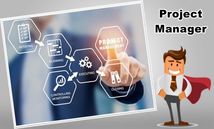 What is the Average Salary of a Project Manager in Delhi?
