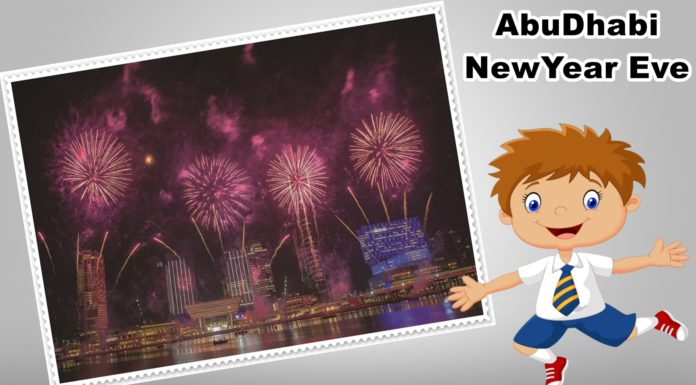 Celebrate New Year's Eve in Abu Dhabi for Amazing Experience