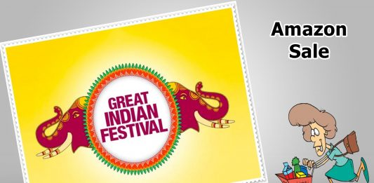 Amazon Great Indian Festival Facts