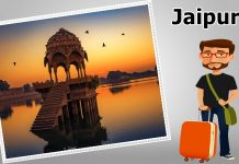Top 10 places to visit in jaipur